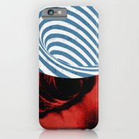 iPhone & iPod Case featuring Cinquante | Collage by Ju. Ulvoas