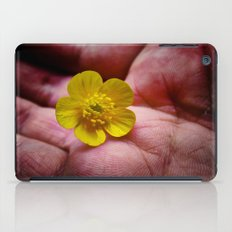Pickin' Wild Flowers iPad Case