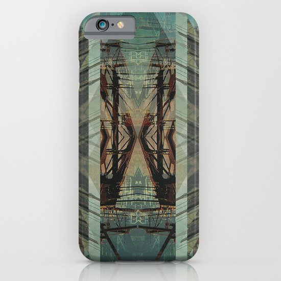 Excavationalism iPhone & iPod Case
