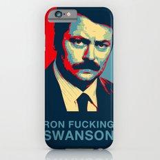 Ron F***ing Swanson Slim Case iPhone 6s