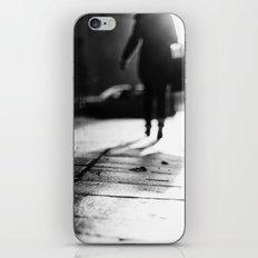 Light Shopping iPhone & iPod Skin