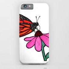 Cross-Hatch Monarch iPhone 6 Slim Case