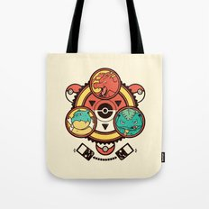 Pocket Monster Trainer Tote Bag