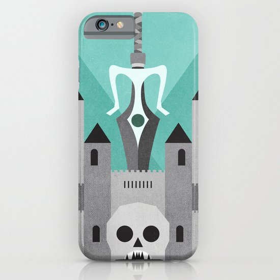 Castle Grayskull iPhone & iPod Case