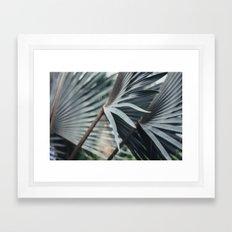 Palm Abstract Framed Art Print
