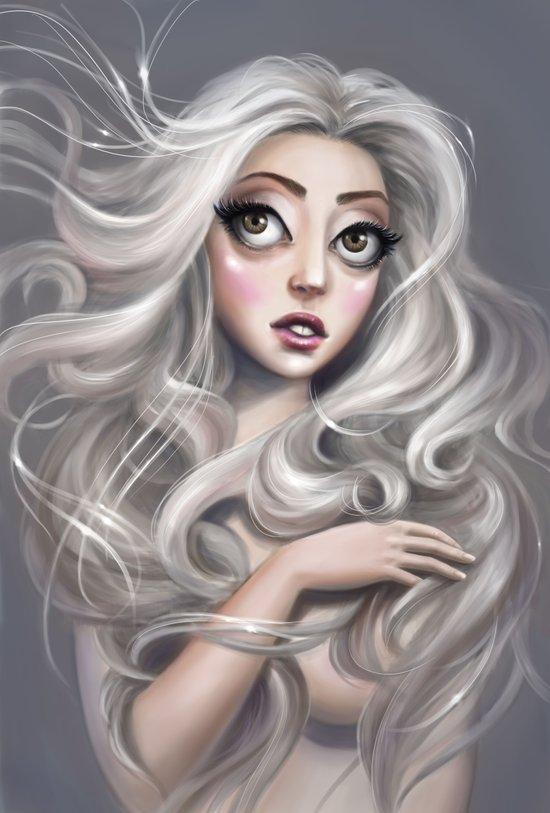 Mother Monster Doll Art Print