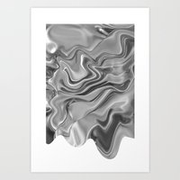 Blob Art Print