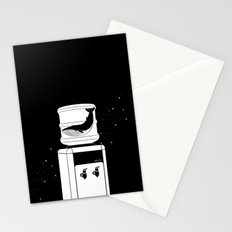 Thirst for Freedom Stationery Cards