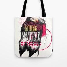 Young Native Tote Bag