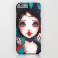 iPhone & iPod Case featuring Nachtfalter by Ludovic Jacqz