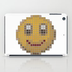 Emoticon Smile iPad Case