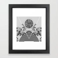 MANTIS ii Framed Art Print