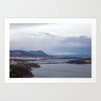 Toulon France 6662 Art Print