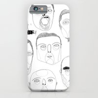 iPhone & iPod Case featuring F R E S S E  1 by Anne Wenkel // Illustration & Fine Art