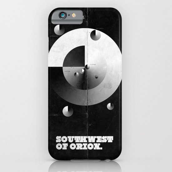 Southwest of Orion iPhone & iPod Case