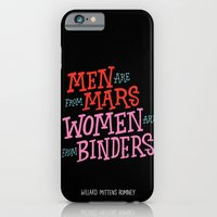 Men Are From Mars, Women Are From Binders iPhone 6 Slim Case