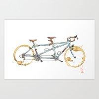 Bilenky Tandem Art Print