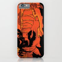 The Beast of Shadow Valley iPhone 6 Slim Case