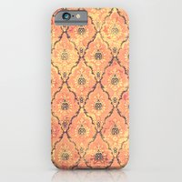 iPhone & iPod Case featuring VICTORIAN SUNSET by dvdesign