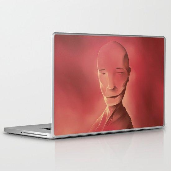 Peace of mind Laptop & iPad Skin