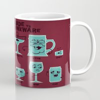 Field Guide to Alcoholic Drinkware Mug