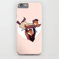 LET ME BE YOUR WINGS iPhone 6 Slim Case