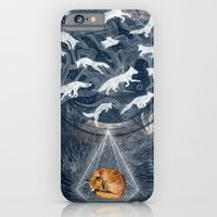 iPhone Cases featuring GHOSTS  by Sandra Dieckmann