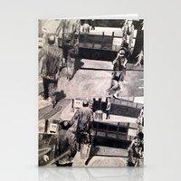 San Francisco Street Stationery Cards