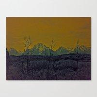 #82 Canvas Print