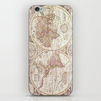 An Accurate Map iPhone & iPod Skin
