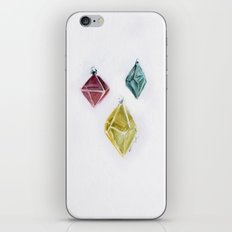 Crystals iPhone & iPod Skin