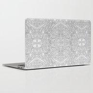 Frost & Ash - An Art Nou… Laptop & iPad Skin