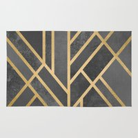 Art Deco Geometry 1 Rug