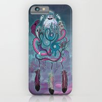 iPhone & iPod Case featuring The Dream Catcher by Mat Miller