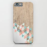 wood iPhone & iPod Cases featuring Archiwoo by Marta Li