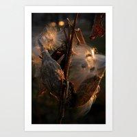 Astoria Park Plant Art Print