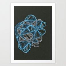Small Nebula Five Art Print