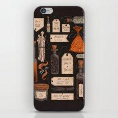 Spooky Halloween Odds An… iPhone & iPod Skin