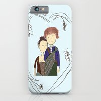 iPhone & iPod Case featuring Outlander by Sarcastic Savage
