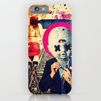 iPhone & iPod Case featuring All War Is Deception by Alec Goss