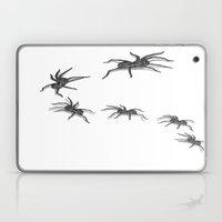 Wolf Spiders Laptop & iPad Skin