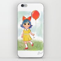 balloon makes a day iPhone & iPod Skin