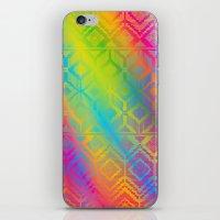 inca rainbow iPhone & iPod Skin