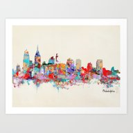 Philadelphia Pennsylvani… Art Print