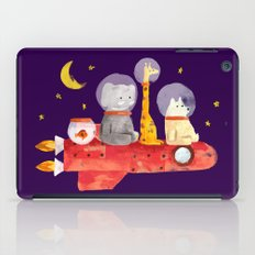 Let's All Go To Mars iPad Case