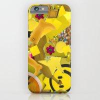 iPhone & iPod Case featuring Sister by PurplePiratePlatymonkey