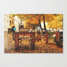 In Berlin Canvas Print