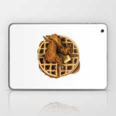 Chicken and Waffles Laptop & iPad Skin