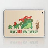 Conflicting Theories Laptop & iPad Skin