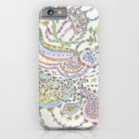Delicate Paisley iPhone 6 Slim Case